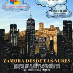 Zamora desde las nubes